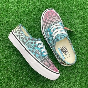 Vans Authentic Sf Tribal Checkerboard